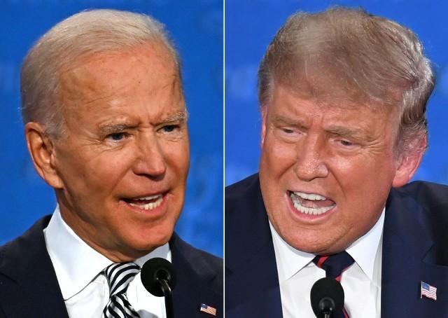 Debata Trump - Biden w Nashville w stanie Tennessee rozpocznie się w czwartek o godz. 21 czasu miejscowego (piątek o godz. 3 czasu polskiego)