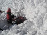 Lawina w rejonie Śnieżki. Jedna osoba nie żyje
