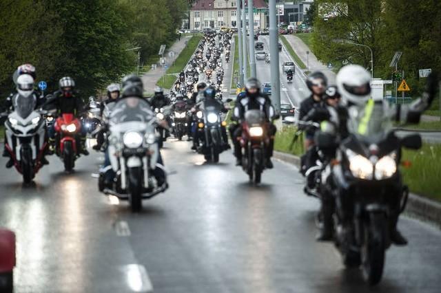O godz. 12 rozpocznie się parada motocykli. Zbiórka na ul. Piastowskiej.