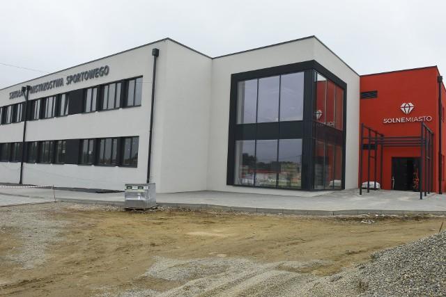 Szkoła Podstawowa przy Arenie w Wieliczce przyjmie uczniów we wrześniu br.