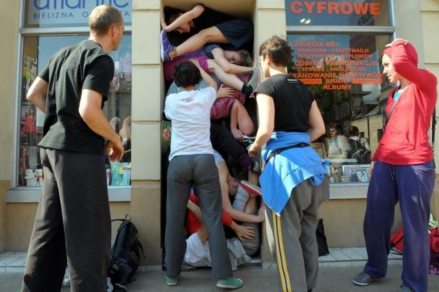 Letnie Forum Tańca: Ciała w miasto wpisane
