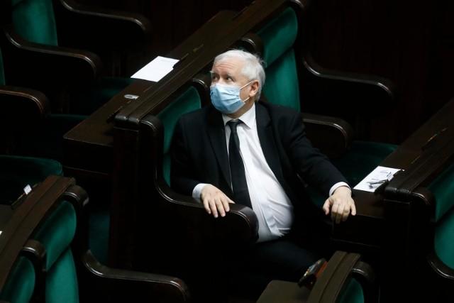 Jarosław Kaczyński zdecydował: wyborów 10 maja nie będzie