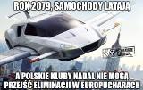 Europejskie puchary - memy po meczach polskich drużyn. Kompromitacja polskiego futbolu. Internauci się śmieją [MEMY, OBRAZKI]