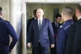 Minister spraw wewnętrznych na odprawie służb mundurowych w Łodzi. Odniósł się do nieformalnego protestu policjantów na zwolnieniach