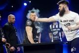Gala Punch Down 2 w Poznaniu: Na stadionie przy Bułgarskiej odbył się turniej w biciu się po twarzach [ZDJĘCIA]