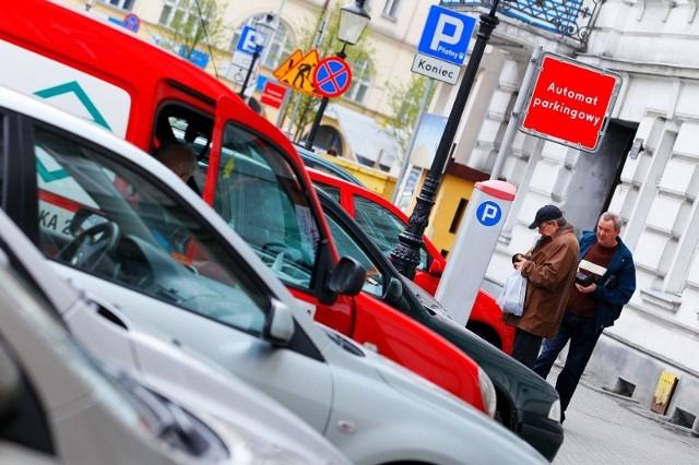 Przetarg na płacenie za postój przez telefony komórkowe został w Poznaniu unieważniony