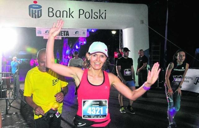 Wubiegłym roku PKO Nocny Wrocław Półmaraton ukończyło aż 9357 osób.