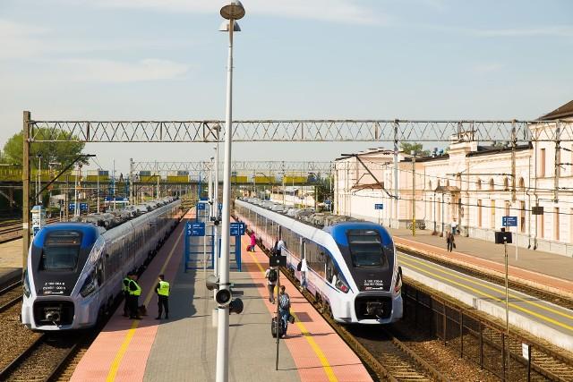 Z dworca PKP Białystok mają znowu odjeżdżać pociągi do Hajnówki