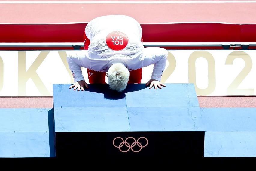 Nasz fotoreporter jest wszędzie tam, gdzie polscy sportowcy...