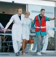 Dzisiaj nikt nie wie, jaki los może czekać pacjentów oddziału ratunkowego