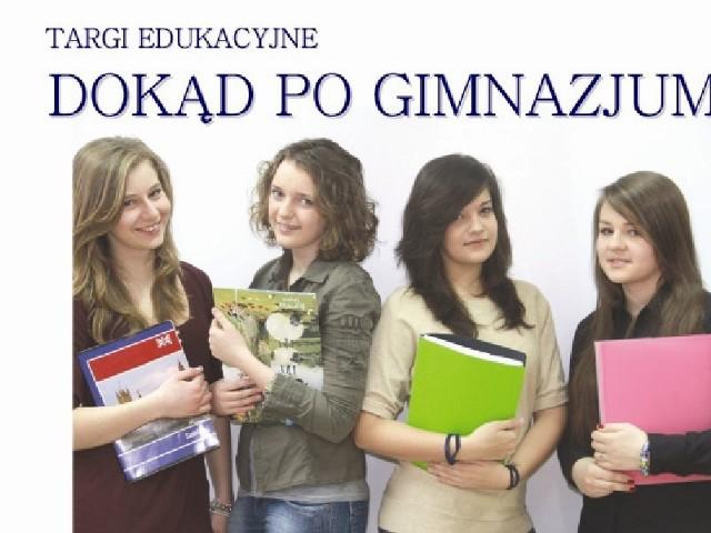 Przyjdź na targi w Toruniu i wybierz swoja przyszłą szkołę.