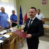 Michał Luty został nowym radnym gminy Tułowice