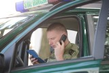Straż graniczna zatrzymała Rosjan w Zgorzelcu. Chcieli jechać do Niemiec