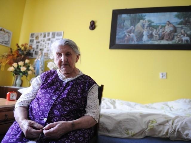 mieszka od 1908 roku. Dochowała się 5 dzieci, 4 wnuków i 10 prawnuków.