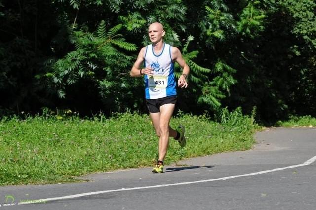 Pobiegnij w Parkowym Półmaratonie