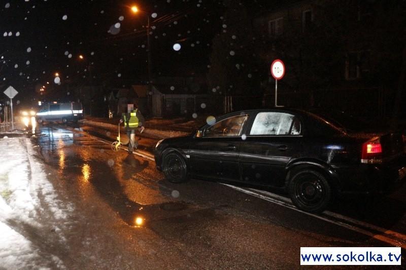 Pijany policjant w Sokółce spowodował śmiertelny wypadek i...