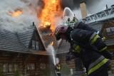 Żywioł na fotografiach bydgoskiego strażaka doceniony w prestiżowym konkursie National Geographic [ZDJĘCIA]