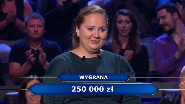 Pani Agata zdobyła w programie nie tylko 250 tys. zł, ale też ogromną sympatię widzów.