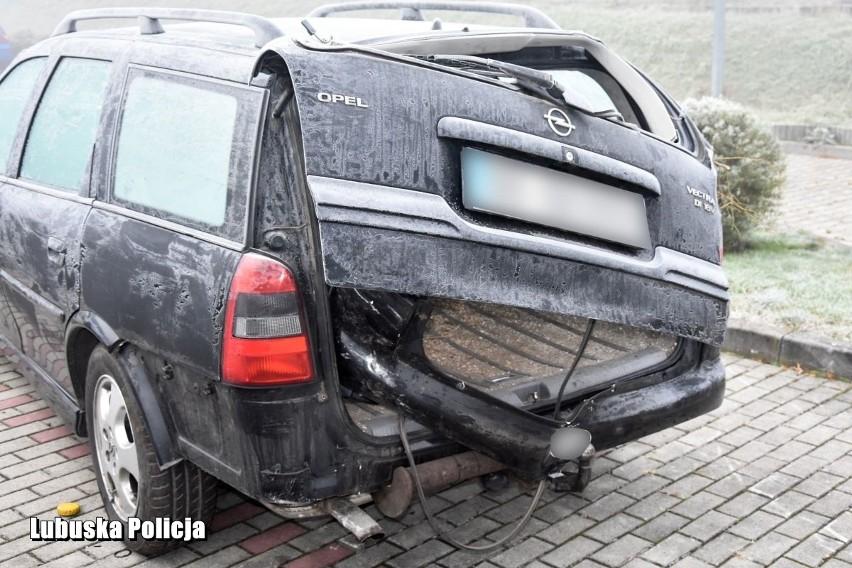 26-latek kierujący samochodem osobowym na niemieckich...
