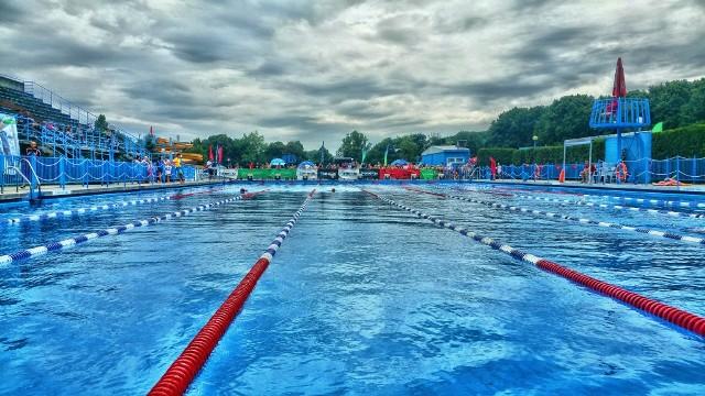 Pływalnia letnia Chwiałka będzie działała do końca sierpnia