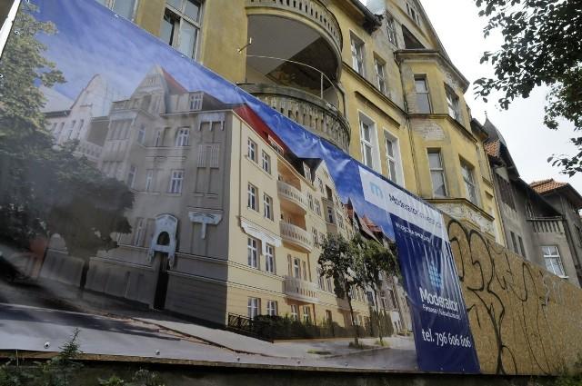 Za pół roku ta kamienica w Bydgoszcyz ma wyglądać jak z obrazka. Za pół roku kamienica ma wyglądać jak z obrazka.