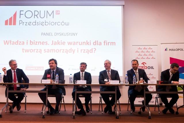 Każdy, komu choć trochę zależy na przyszłości polskiej gospodarki, na rozwoju przedsiębiorczości, musi z nami być