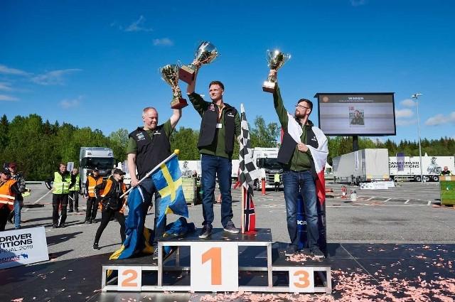 Białostoczanin Piotr Dołengiewicz zajął znakomite, trzecie miejsce w europejskim finale Konkursu Kierowców Scania 2018 – 2019 (ang. Scania Driver Competitions – SDC).