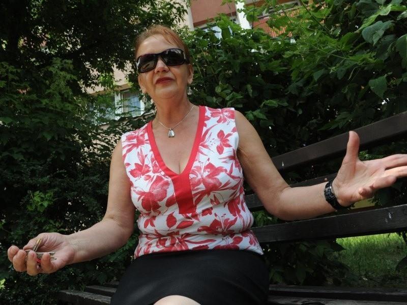 Krystyna Stoch-Borkowska: – Zamiast nad morze, po półtora roku czekania wysłali mnie w góry.