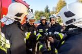 Strażacy z lubelskich OSP szkolili się w gminie Krzczonów. Zobacz zdjęcia