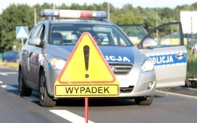 Wypadek na S3. Wyznaczono objazd.
