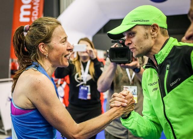 - Nawet ci bardziej zaawansowani biegacze muszą wziąć poprawkę, że ich forma teraz może być inna niż półtora roku czy dwa lata temu - mówi Radosław Dudycz