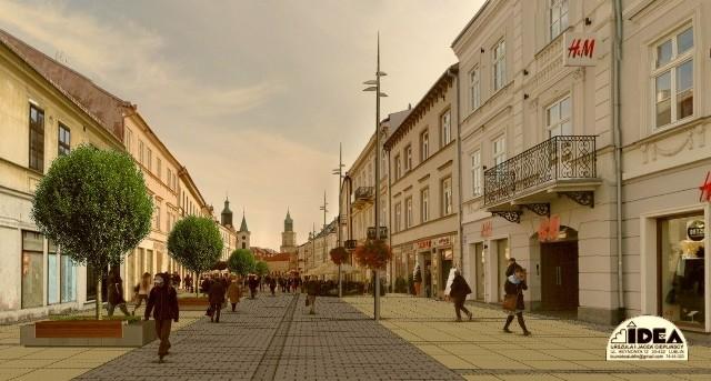Przebudowa deptaka ma ruszyć w 2018 r. Koszt - 7 mln złotych