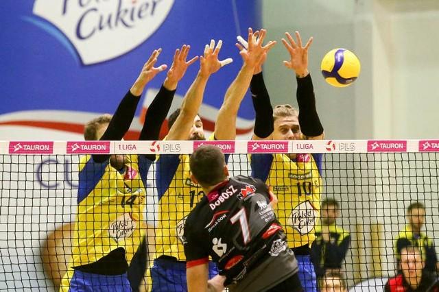 Polski Cukier MKS Avia przegrał w pierwszej rundzie w Świdniku z KPS Siedlce 0:3