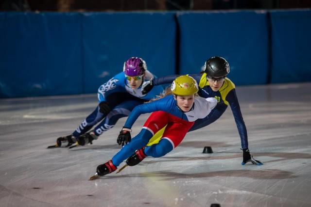 Zawody ISU Junior Challenge Series 2 na białostockim lodowisku