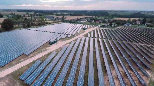 W Czernikowie działa już elektrownia fotowoltaiczna o mocy zainstalowanej 3,77 MW. To w jej pobliżu ma powstać magazyn energii