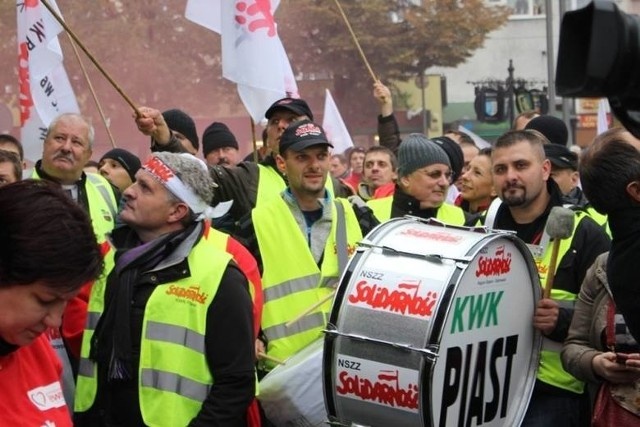 Jeśli nie będzie poprawy sytuacji w górnictwie, to strajk wydaje się być nieunikniony