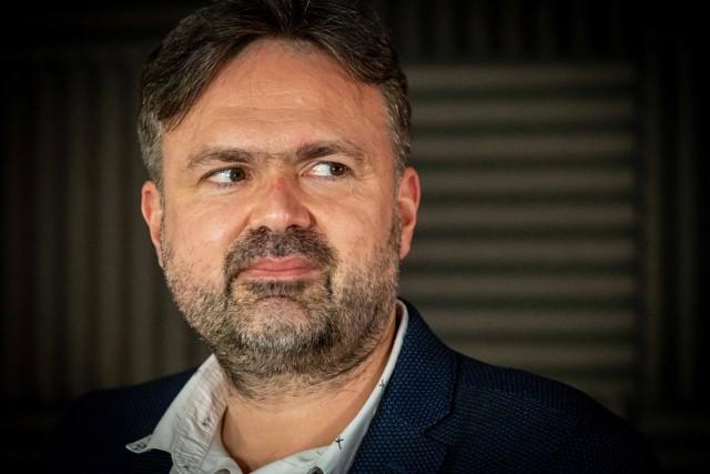 Prof. Wojciech Naumnik, kierownik Kliniki Chorób Płuc i Gruźlicy UMB.
