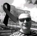 Nie żyje policjant z komisariatu na Grunwaldzie. Chorował na COVID-19. Trwa zbiórka pieniędzy na leczenie jego żony