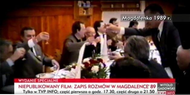 Antoni Dudek: Nagrania z Magdalenki wyemitowano bez zgody IPN