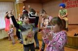Samba na obchody Światowego Dnia Chorego w inowrocławskim szpitalu