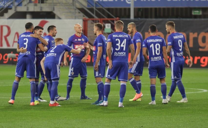 Piast Gliwice - TSV Hartberg 3:2 (1:1)