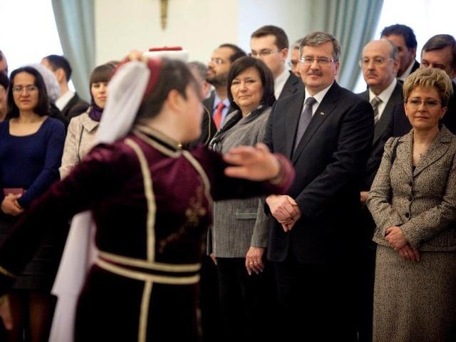 Spotkanie Prezydenta RP ze społecznością muzułmańską i tatarską