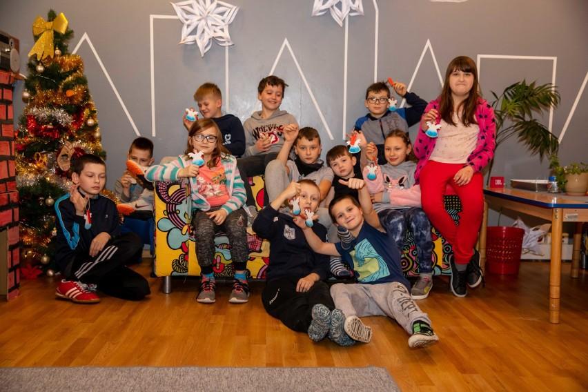 Saneczki na ferie 2020. Dzięki saneczkowym darczyńcom spełnią się marzenia dzieci ze Stowarzyszenia Droga (ZDJĘCIA)