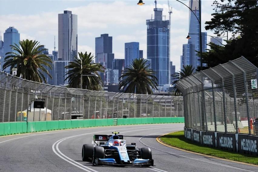 Robert Kubica w Australii zajął 17. miejsce.
