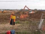 Gigant rozpoczął budowę w Koszalinie. Kierowcy muszą uzbroić się w cierpliwość