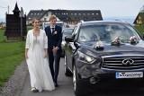Dawid Kubacki wziął ślub! Skoczek narciarski ożenił się z Martą Majcher [ZDJĘCIA]
