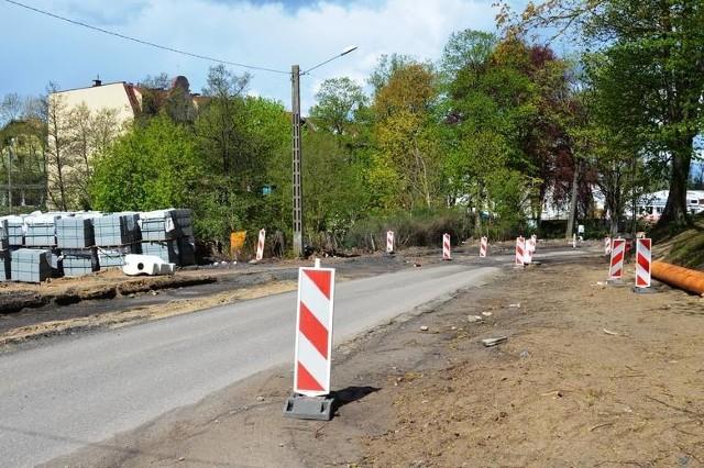 W 2019 r. przebudowano odcinek drogi wojewódzkiej nr 209 między Bytowem a Borzytuchomiem