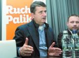 Janusz Palikot w Bydgoszczy: Rząd chce podnieść VAT do 25 procent