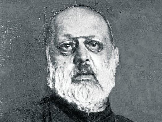 Chmielowski był znakomicie zapowiadającym się polskim malarzem.