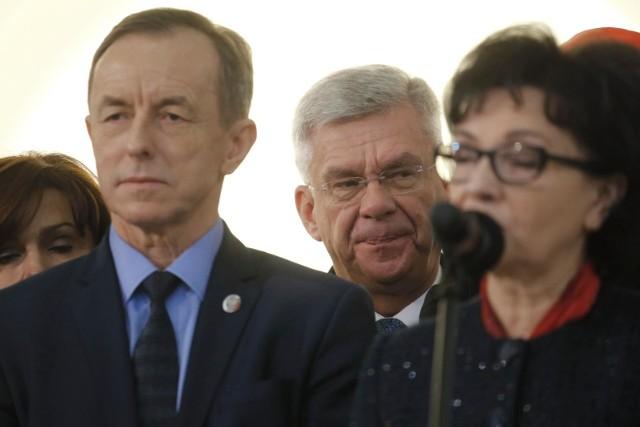 Marszałkowie Senatu i marszałek Sejmu